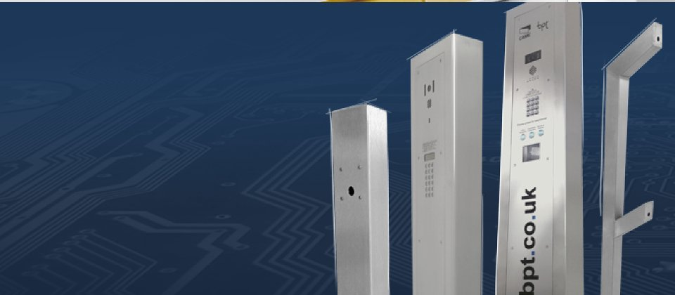 Image of Access Control Systems From Came BPT Keep You in Charge of Who Enters Your Building