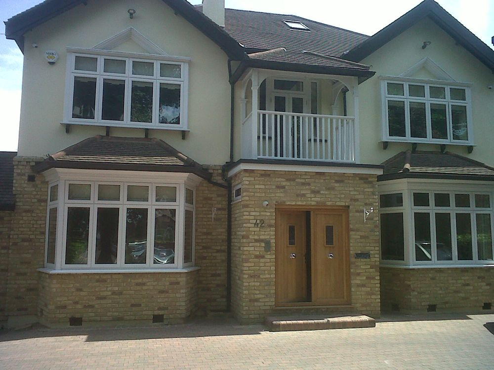 Image of MRK2 Security designs installs and maintains domestic alarm systems