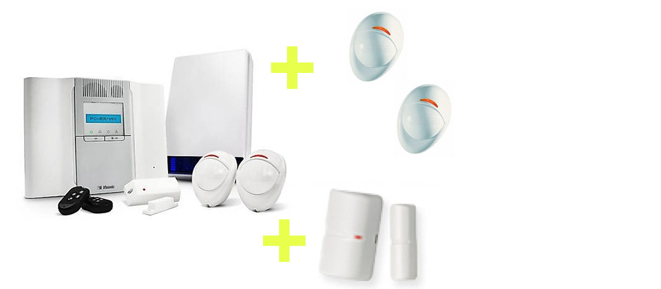 Image of Wireless alarm systems are convenient, expandable and flexible
